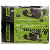 Greenworks Pro Cordless Self-Propelled Lawn