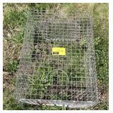 Animal cage/trap