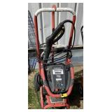 Husky 2200 Psi Pressure washer with hand cart
