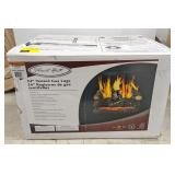 """24"""" Vented Gas Logs, 849086"""