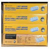Indoor Bi-Directional Cable Amplifier 426,