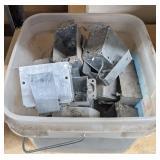Mix Raco Masonry Boxes