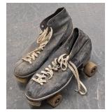 Chicago roller skate company size 9