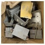Box of electrical covers
