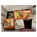 FRAM extra guard oil filters C135