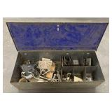Tool box with miscellaneous parts