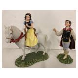 WDCC To Be Happy Forever.. Snow white/Prince w/box