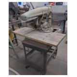 DeWalt Radial Arm Saw w/ Cart