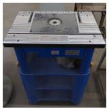 Central Machinery Router w/ Full Size Table
