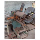 American Steel Line Co. Coil Handler Machine