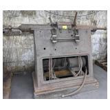 Grinder Polisher Lathe Case w/ Motor