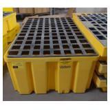 "Spill Containment Pallet, 13.5""T x 26""W x 51""D"