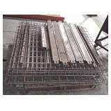 Lot of Pallet Racking Grates