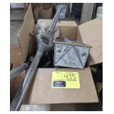 Box of Taps, Drill Bits and Anchor Bolts