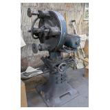 Automatic Buffing Machine w/ Delco Motor, I 801