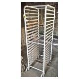 Aluminum Sheet Cart
