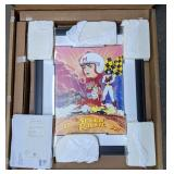 Signed Go Speed Racer Go! Lithograph,