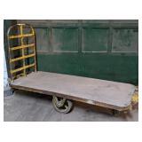 6ft Industrial Cart