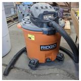 Rigid 16 Gal. 5.0-Peak HP Wet/Dry Shop Vac,