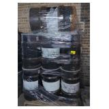 Pallet of Empty Barrells