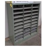 """Mail/Office Supplies Organizer, 36""""x30""""x12"""""""