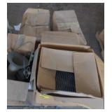 Pallet of Various Lamp Parts and more