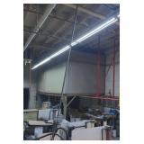 Gas Fired Infrared Conveyor Powder Coating