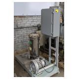Harmsco Industrial Filter Unit Model: HUR 90 HPSS