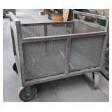 Metal Carts 39x31x35