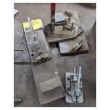 Lot of Miscellaneous Clamps