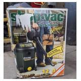 Shop Vac Wet/Dry 12gal w/ Detachable Blower,