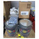 Rust-Oleum Protective Enamel, Cleaner/Degreaser,