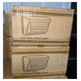 LED King Wall Pack Light, E468128. Bidding 1xqty
