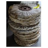 Lot of Used Buffing Wheels