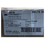 3M Trizact Abrasive Belts. Grade A80. Size 2in x