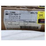 3M Trizact Abrasive Belts. Grade A30. Size 2in x