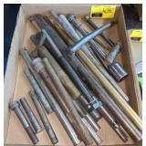 Lot of Piping and Bolts