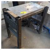 "Workshop Stool measuring 26"" x 16"" x 25"""