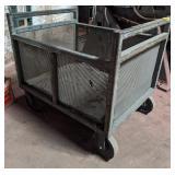 Industrial Rolling Cart 39x31x35
