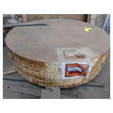 """Wooden Wheel 30"""" in diameter"""