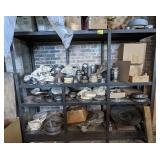 Shelving with Contents