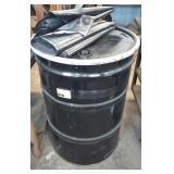 55gal Drum w/plastic liners