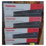 Toshiba SD-V-296 DVD/VHS Combo Player - untested.