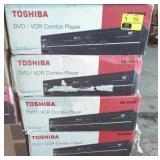 Toshiba SD-V296 DVD/VCR Combo.  Untested.