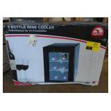 Igloo Six Bottle Wine Cooler w/Box
