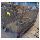 Small Wire Industrial Basket