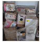 Pallet of Various Wire/Cable and Electrical Parts