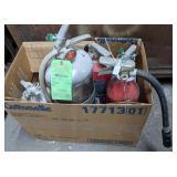 Fire Extinguisher, Bidding 1xqty