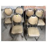 Lot of Chairs. Bidding one times qty