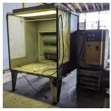 Wagner Powder Coating Booth